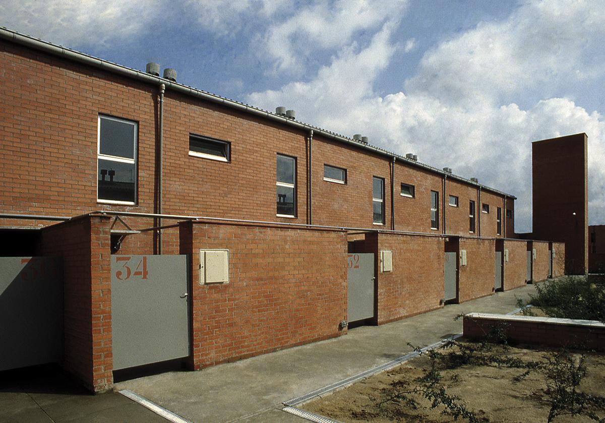 16 viviendas adosadas de V.P.O. | Imagen de proyecto2