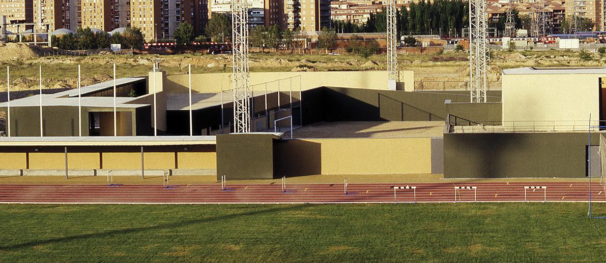 Ampliación del Polideportivo de Aluche
