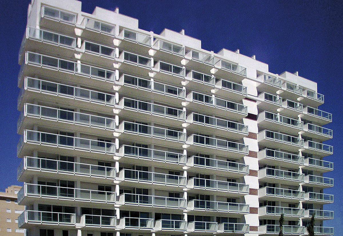 Edificio de apartamentos Dunas I