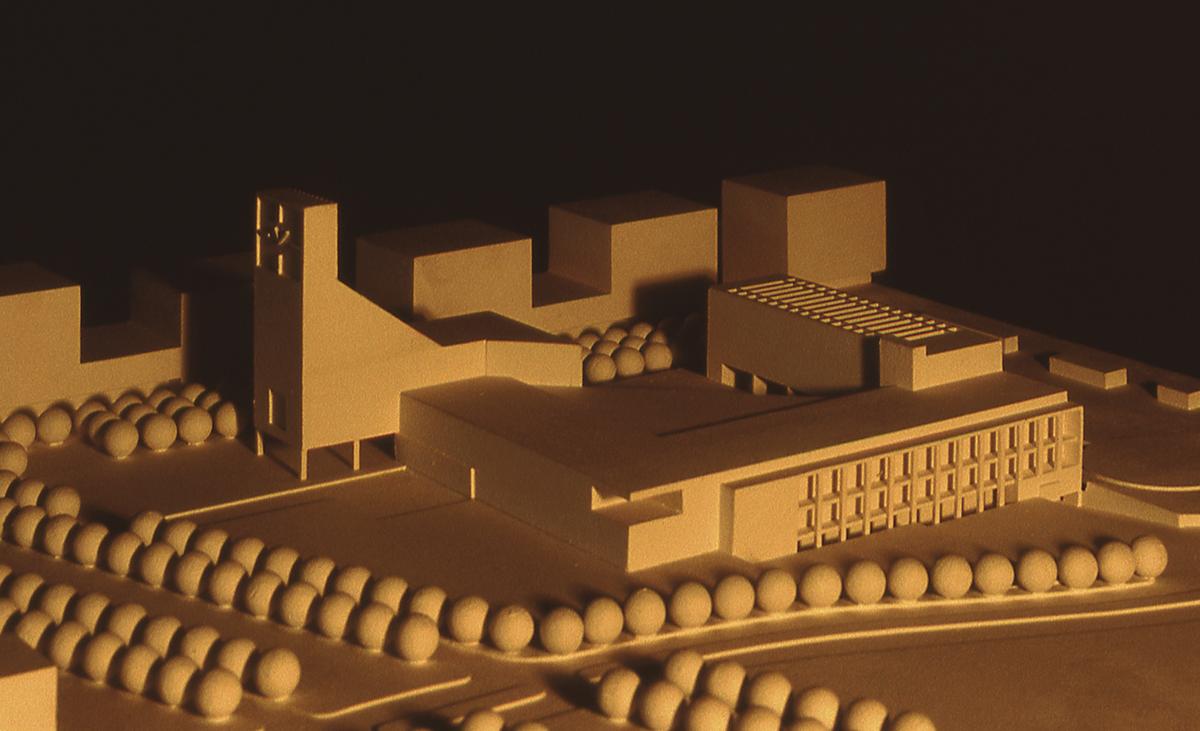 Concurso para el Ayuntamiento de Tres Cantos | Imagen de proyecto1