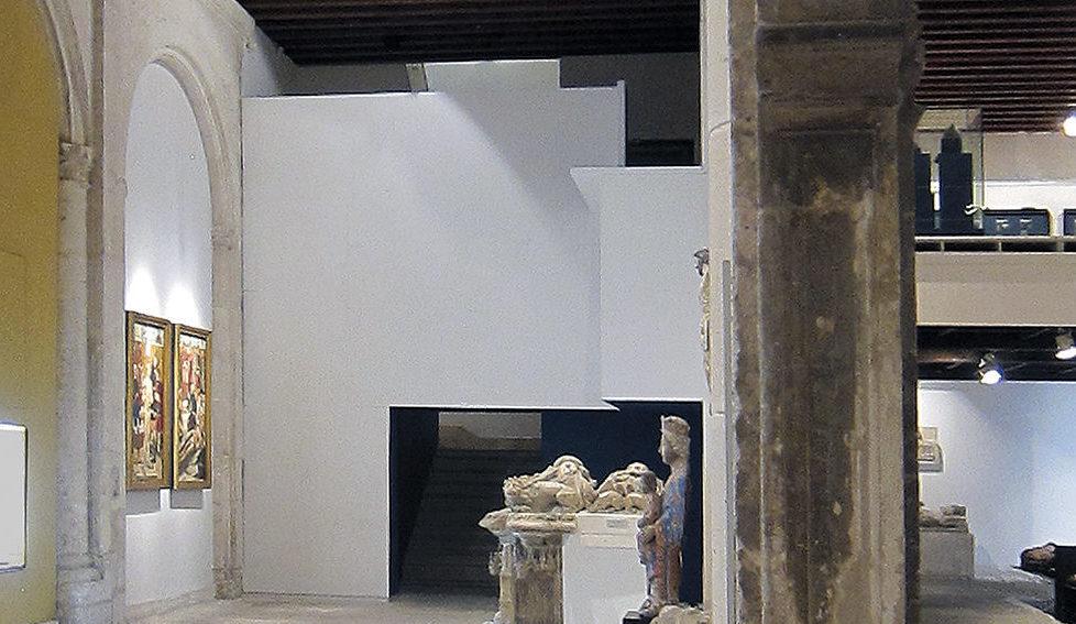 Reforma e  instalación museográfica del Museo de Bellas Artes de Burgos   Imagen de proyecto2