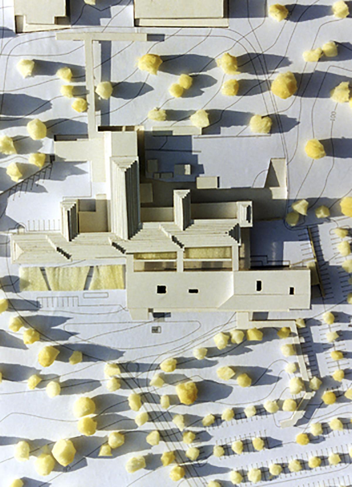 Proyecto de ampliación de un hospital   Imagen de proyecto1