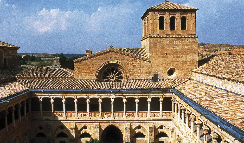 Restauración del Monasterio de Santa María de Huerta. Ministerio de cultura | Imagen de proyecto2