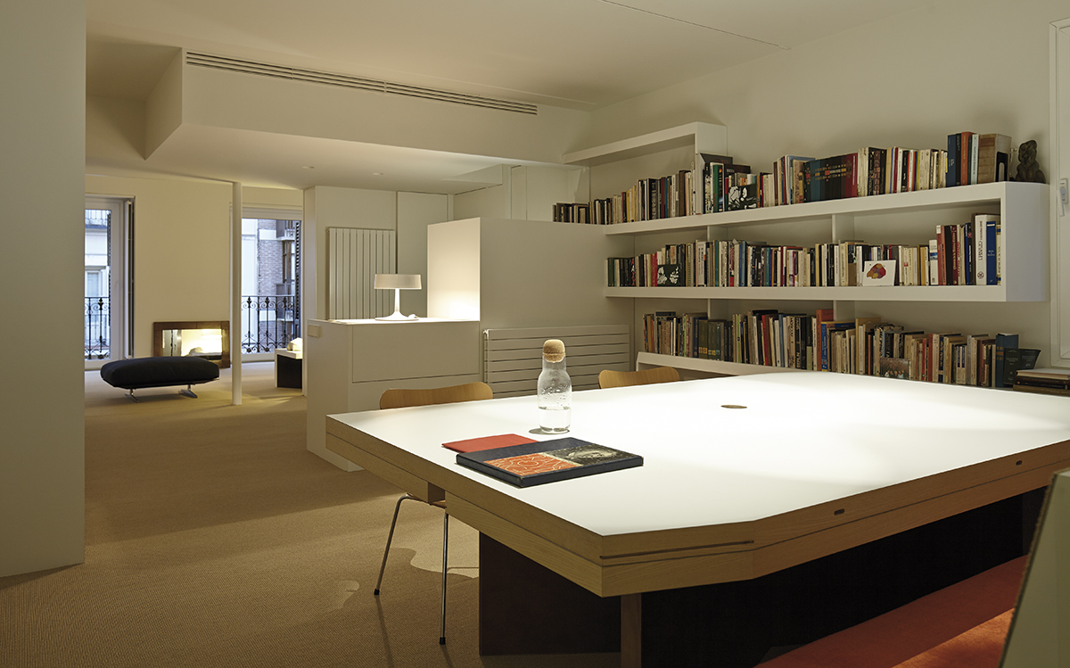 Reforma interior de un piso
