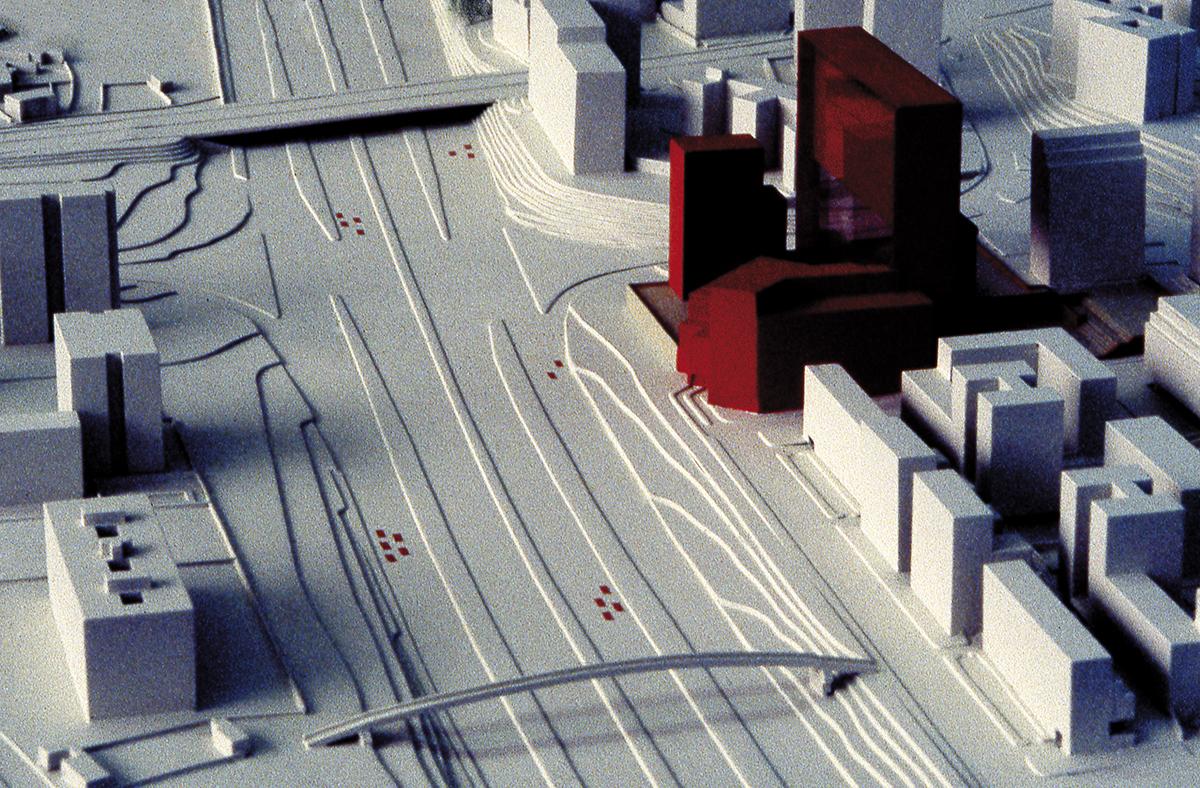 Concurso para la Sede de los Servicios Técnicos Municipales | Imagen de proyecto1