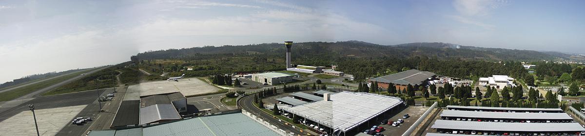 Concurso para la nueva torre y centro de control del Área Terminal de Galicia