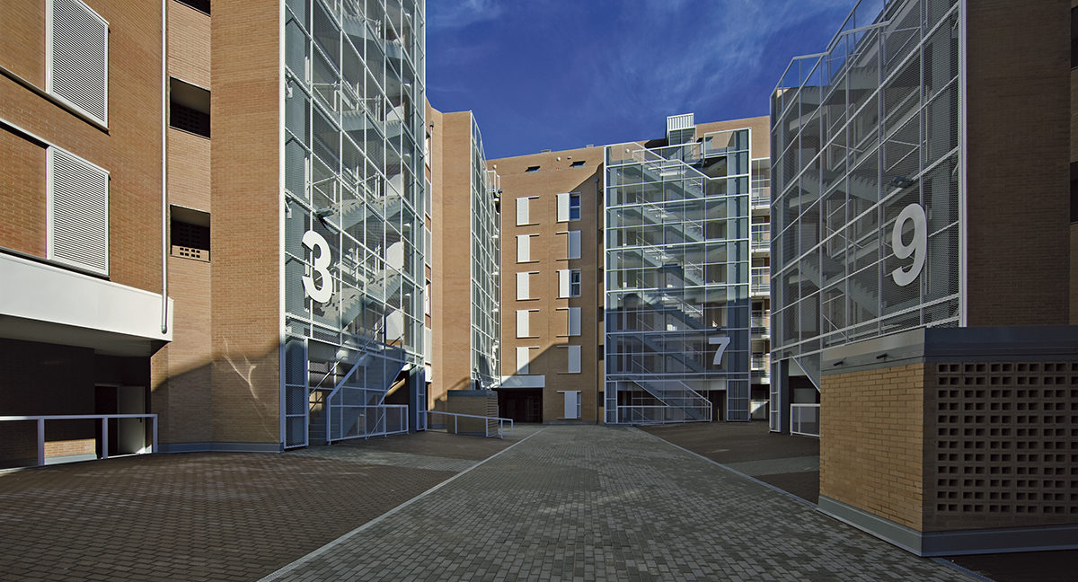 100 viviendas de protección oficial