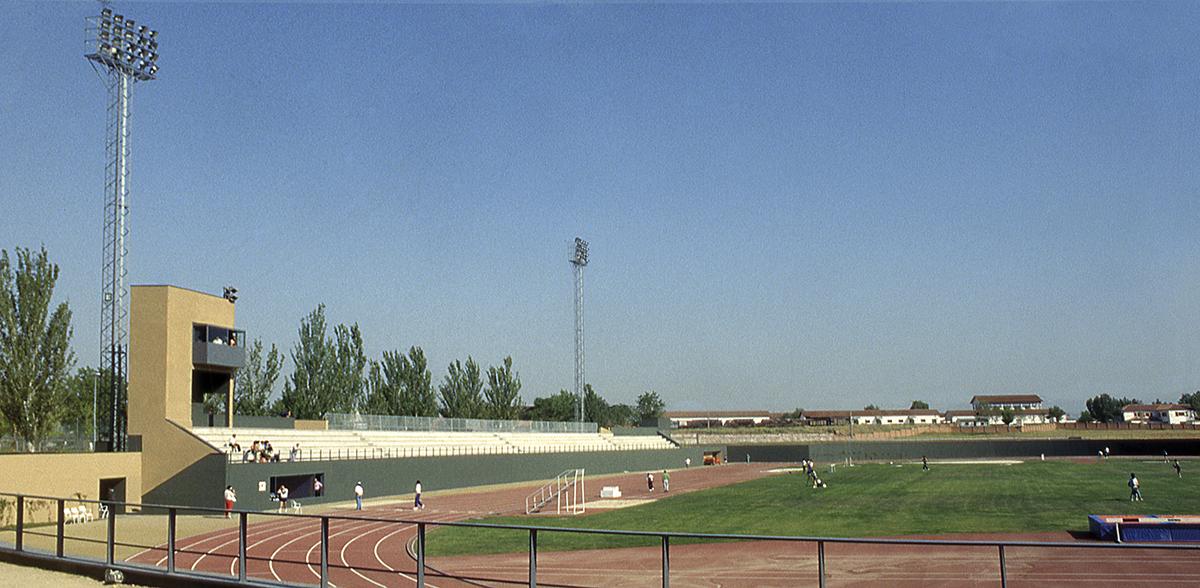 Ampliación del Polideportivo de Aluche | Imagen de proyecto2