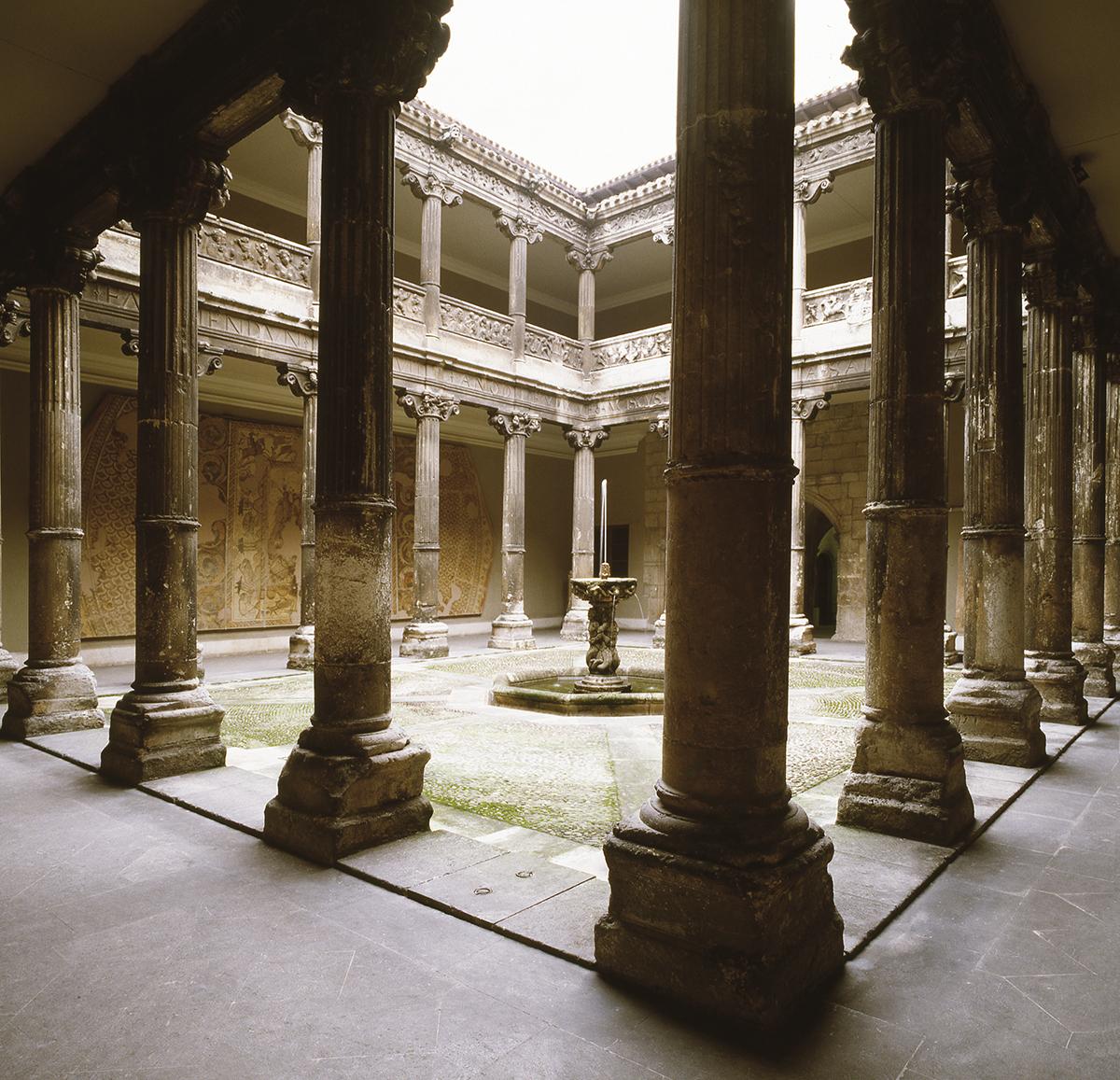 Reforma e  instalación museográfica del Museo de Bellas Artes de Burgos   Imagen de proyecto1