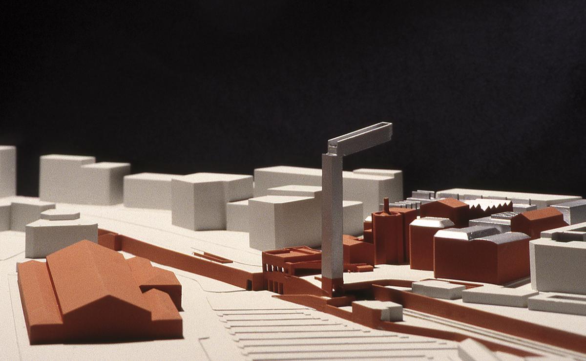 Concurso para el Centro de las Artes y de la Cultura «El Aguila» | Imagen de proyecto2