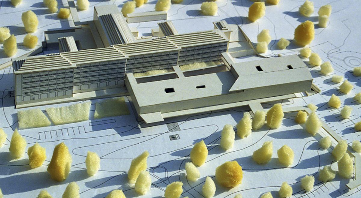 Proyecto de ampliación de un hospital   Imagen de proyecto2