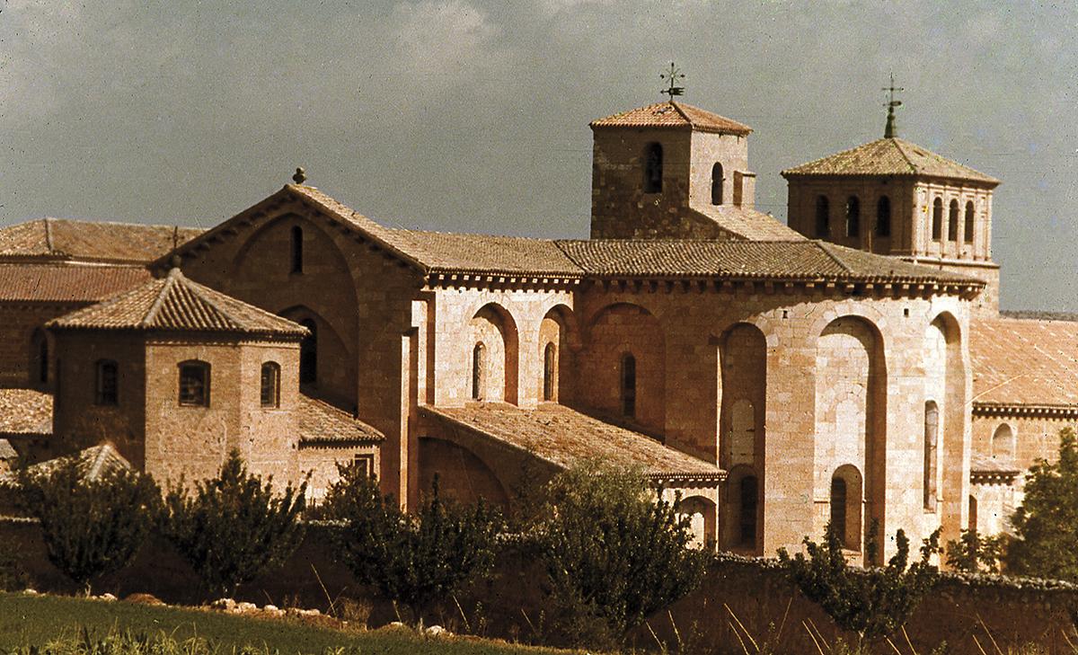 Restauración del Monasterio de Santa María de Huerta. Ministerio de cultura | Imagen de proyecto3