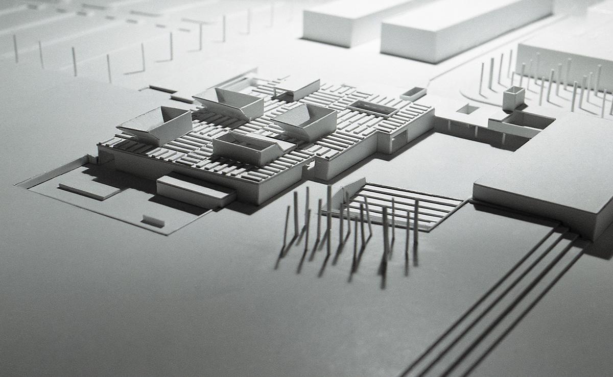Concurso para el Museo de la Universidad   Imagen de proyecto2