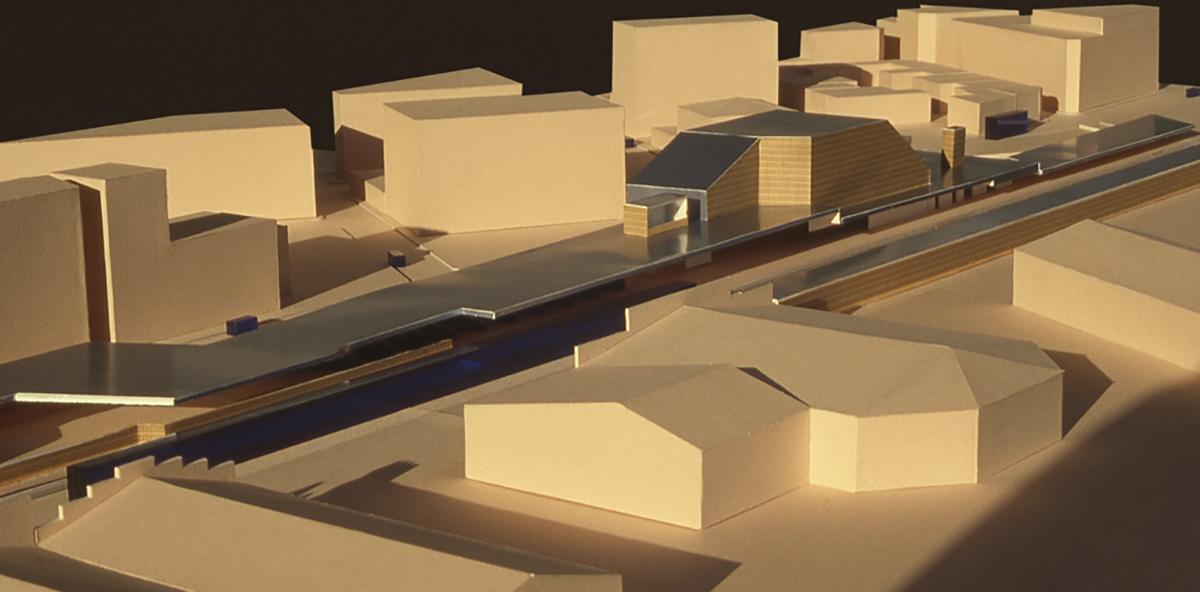 Concurso para un intercambiador de transportes   Imagen de proyecto2