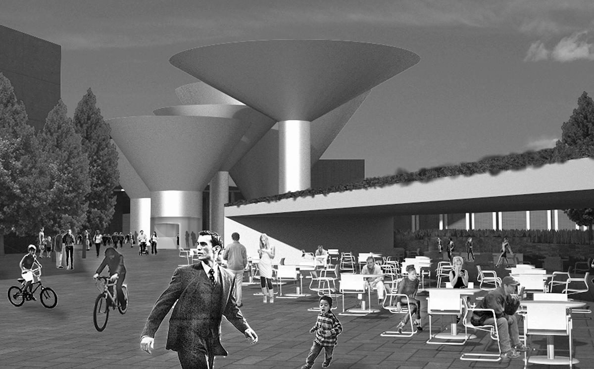 Concurso para la remodelación de la plaza central de Tres Cantos | Imagen de proyecto2