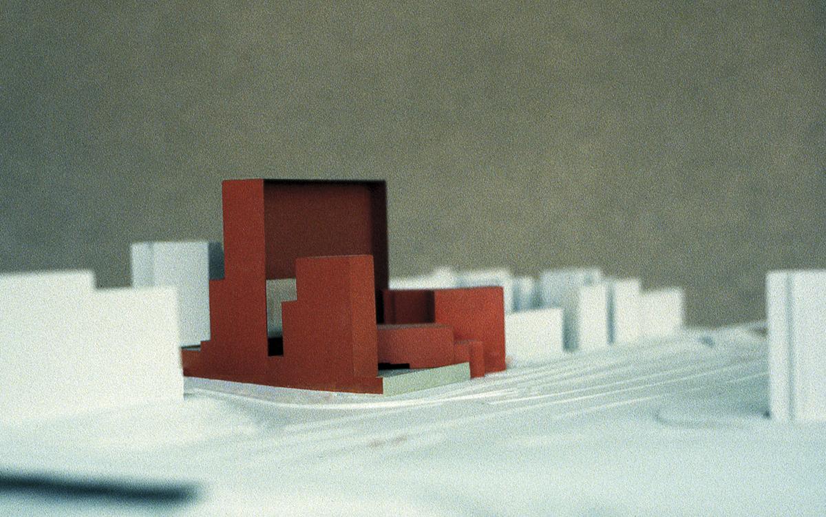 Concurso para la Sede de los Servicios Técnicos Municipales | Imagen de proyecto2
