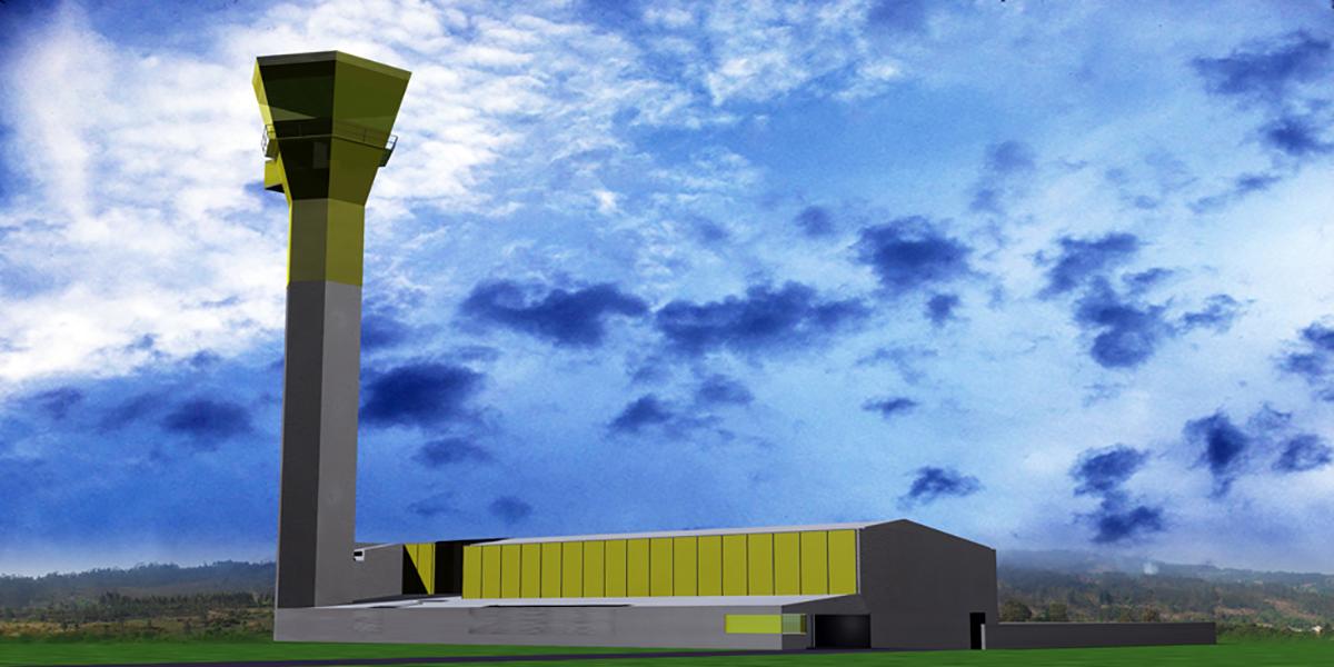 Concurso para la nueva torre y centro de control del Área Terminal de Galicia | Imagen de proyecto2