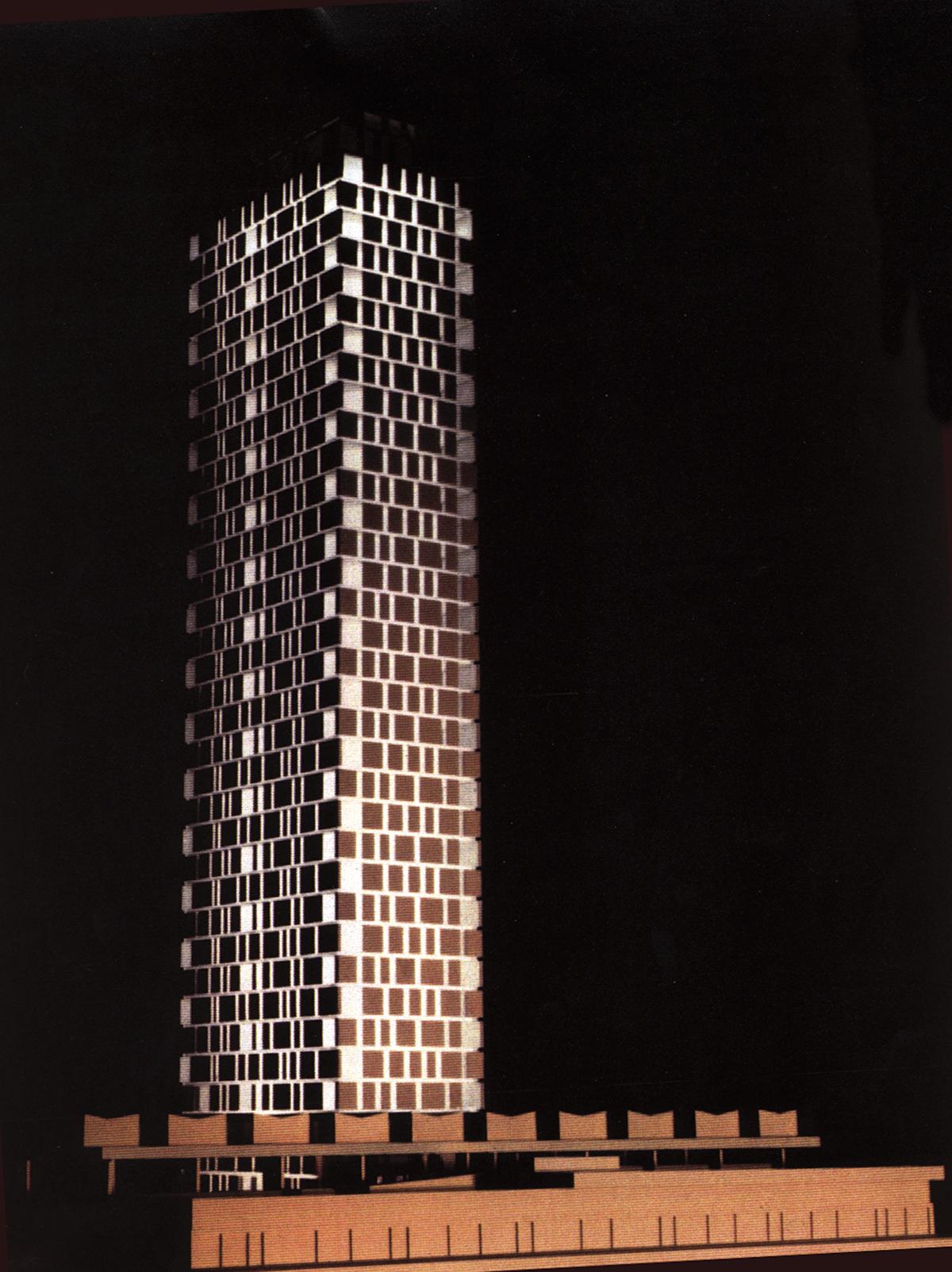 Concurso para una torre de viviendas | Imagen de proyecto2