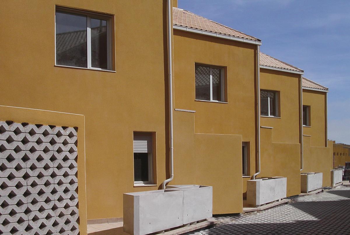 136 viviendas adosadas | Imagen de proyecto3