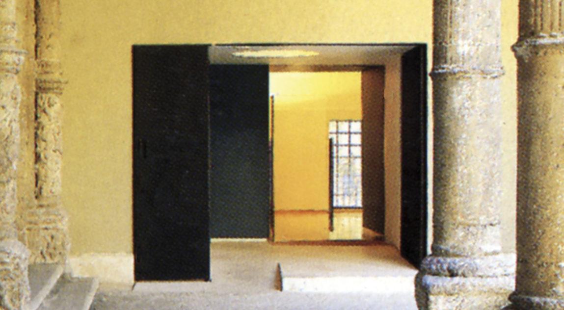 Reforma e  instalación museográfica del Museo de Bellas Artes de Burgos   Imagen de proyecto3