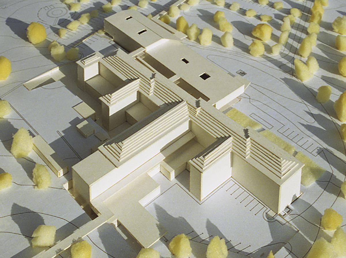 Proyecto de ampliación de un hospital   Imagen de proyecto3