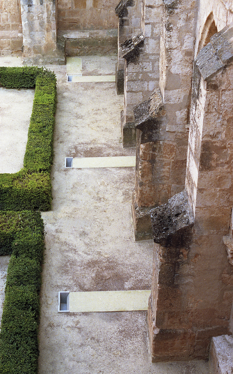 Restauración del Monasterio de Santa María de Huerta. Ministerio de cultura | Imagen de proyecto5