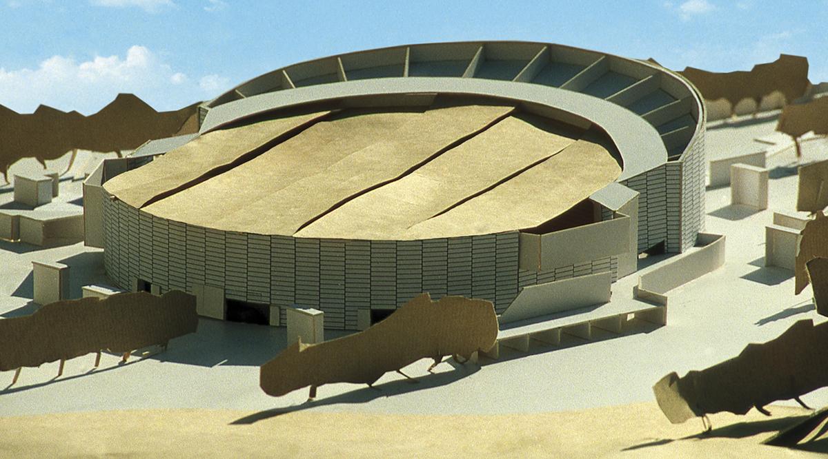 Concurso para la plaza de toros de Móstoles   Imagen de proyecto3