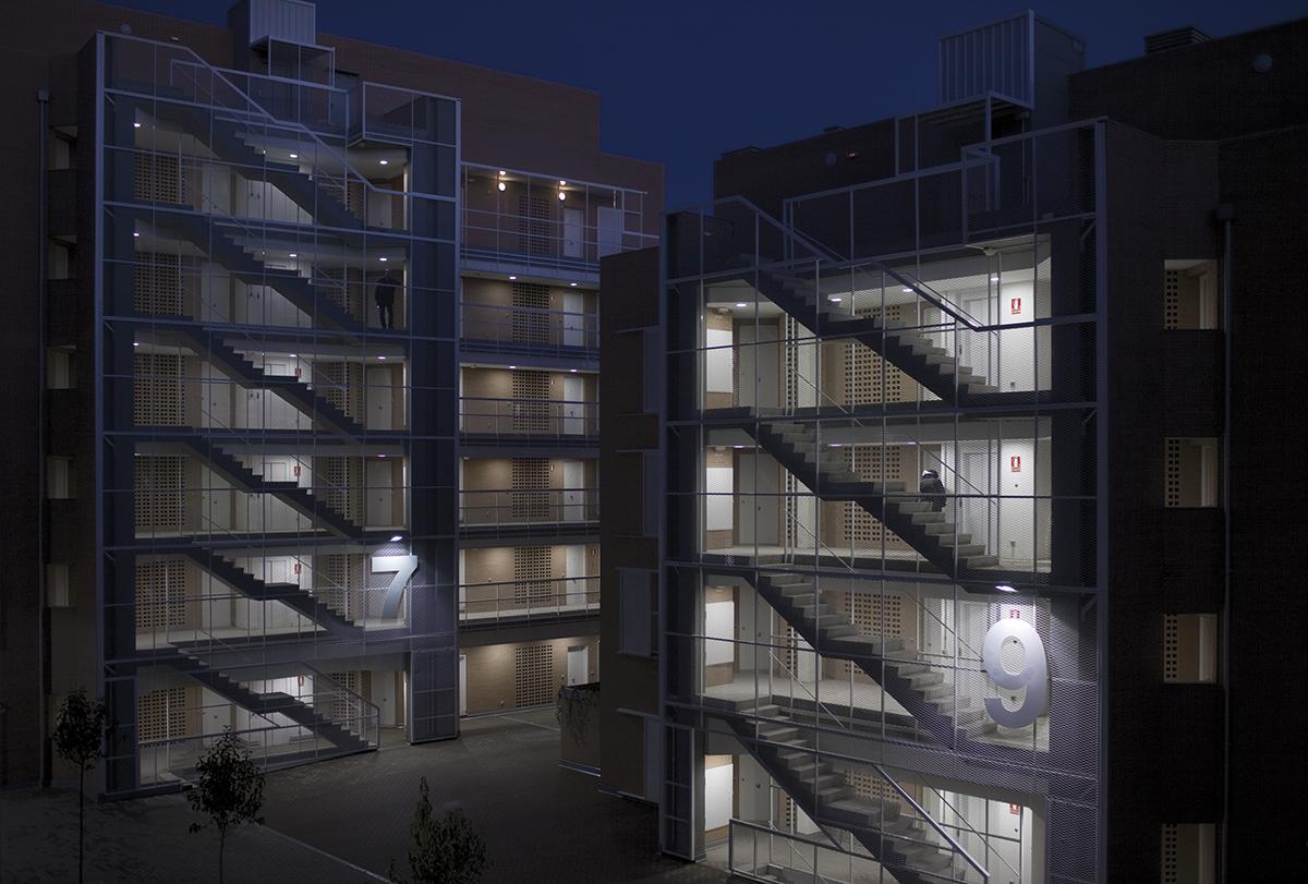 100 viviendas de protección oficial   Imagen de proyecto3