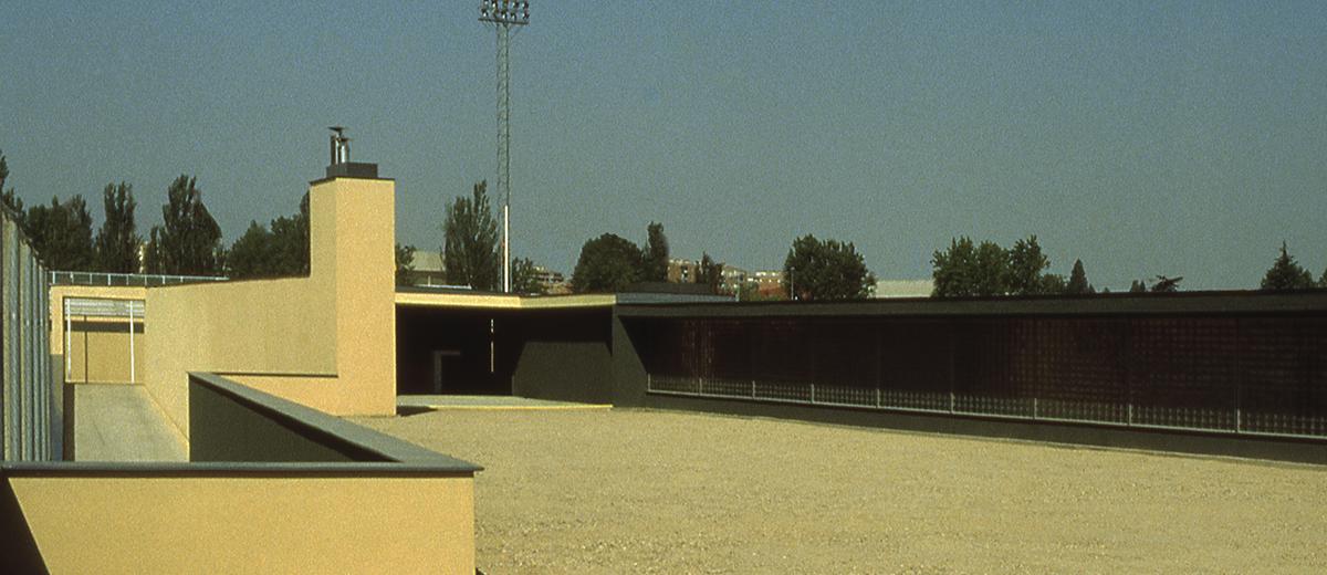 Ampliación del Polideportivo de Aluche | Imagen de proyecto4