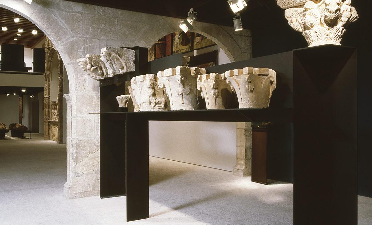 Reforma e  instalación museográfica del Museo de Bellas Artes de Burgos   Imagen de proyecto4