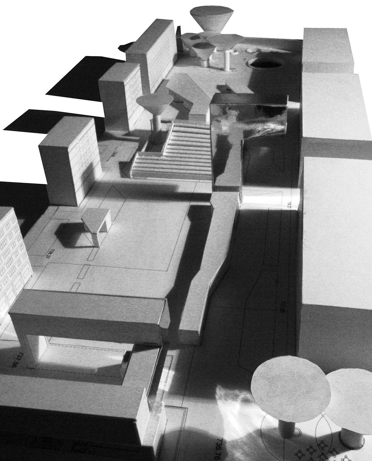 Concurso para la remodelación de la plaza central de Tres Cantos | Imagen de proyecto4