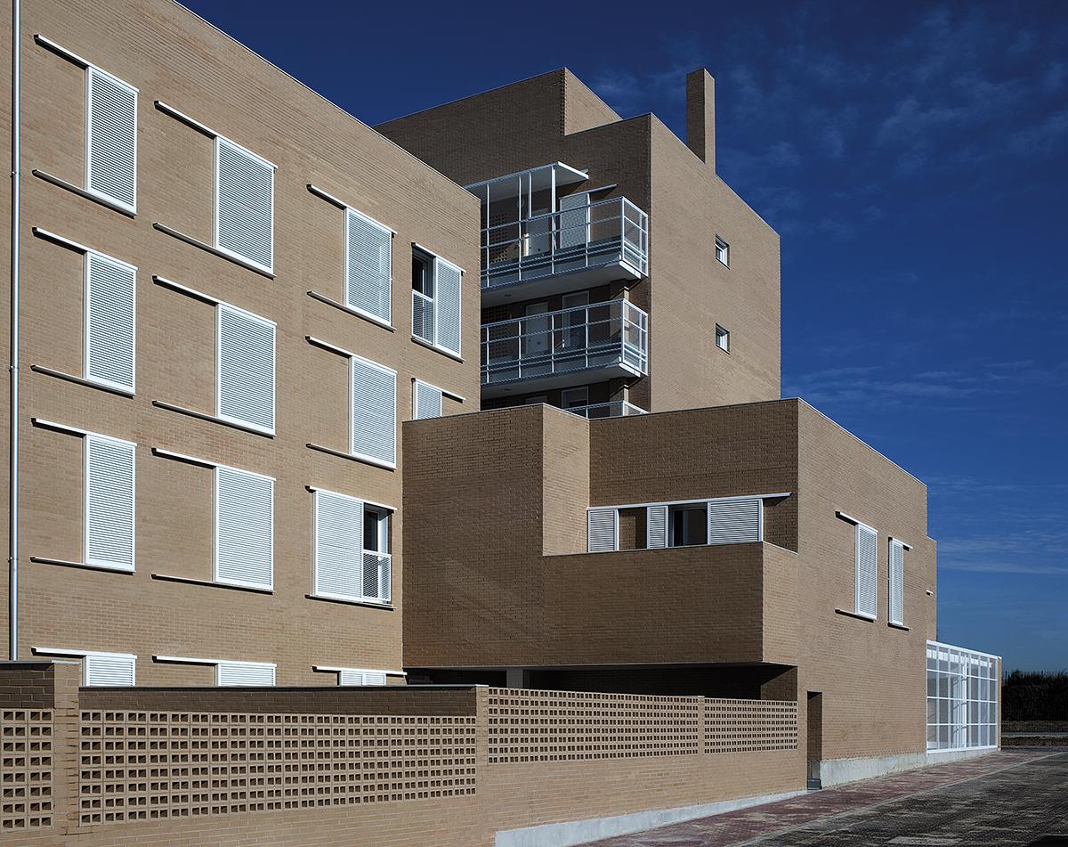 100 viviendas de protección oficial   Imagen de proyecto4