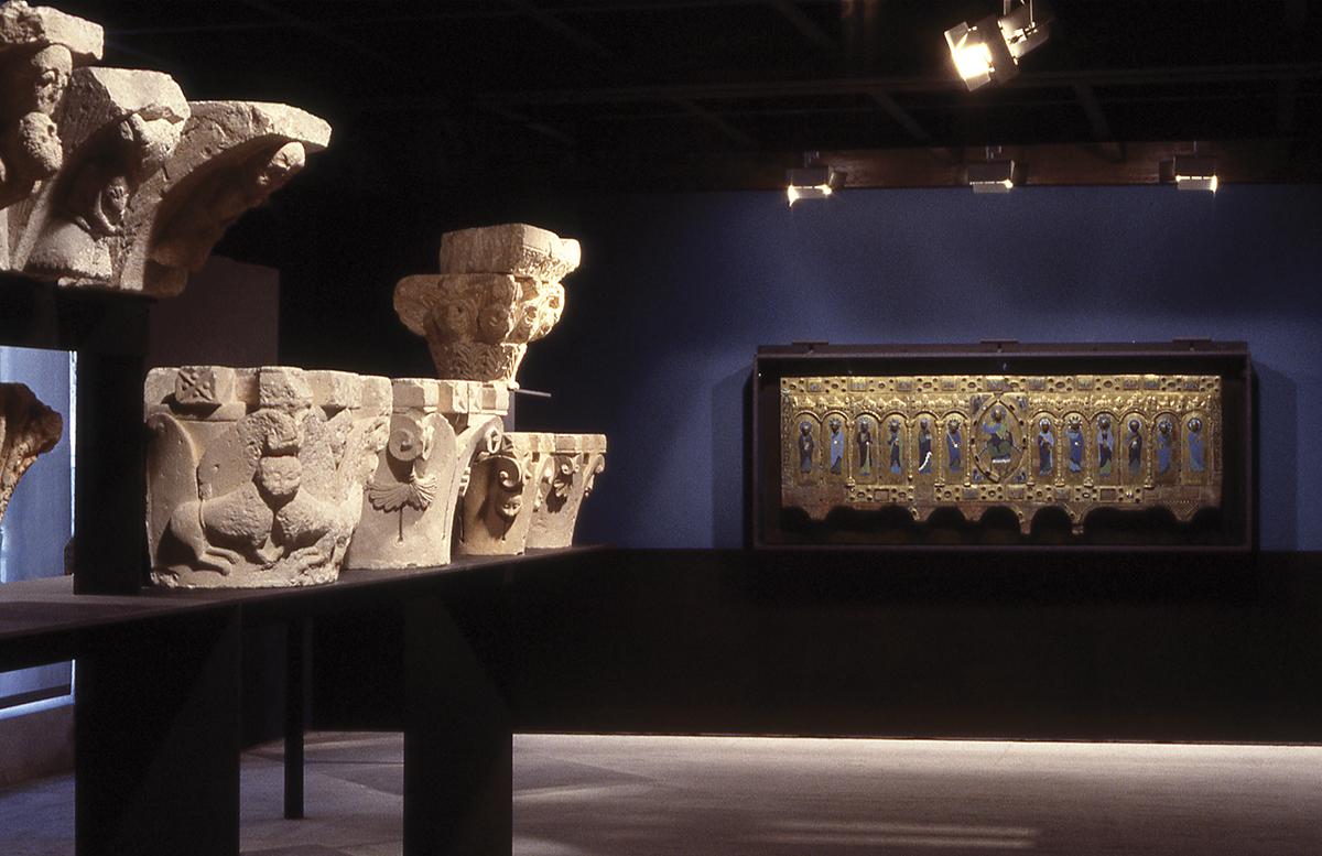 Reforma e  instalación museográfica del Museo de Bellas Artes de Burgos   Imagen de proyecto5