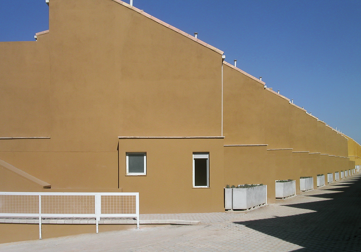 136 viviendas adosadas | Imagen de proyecto5