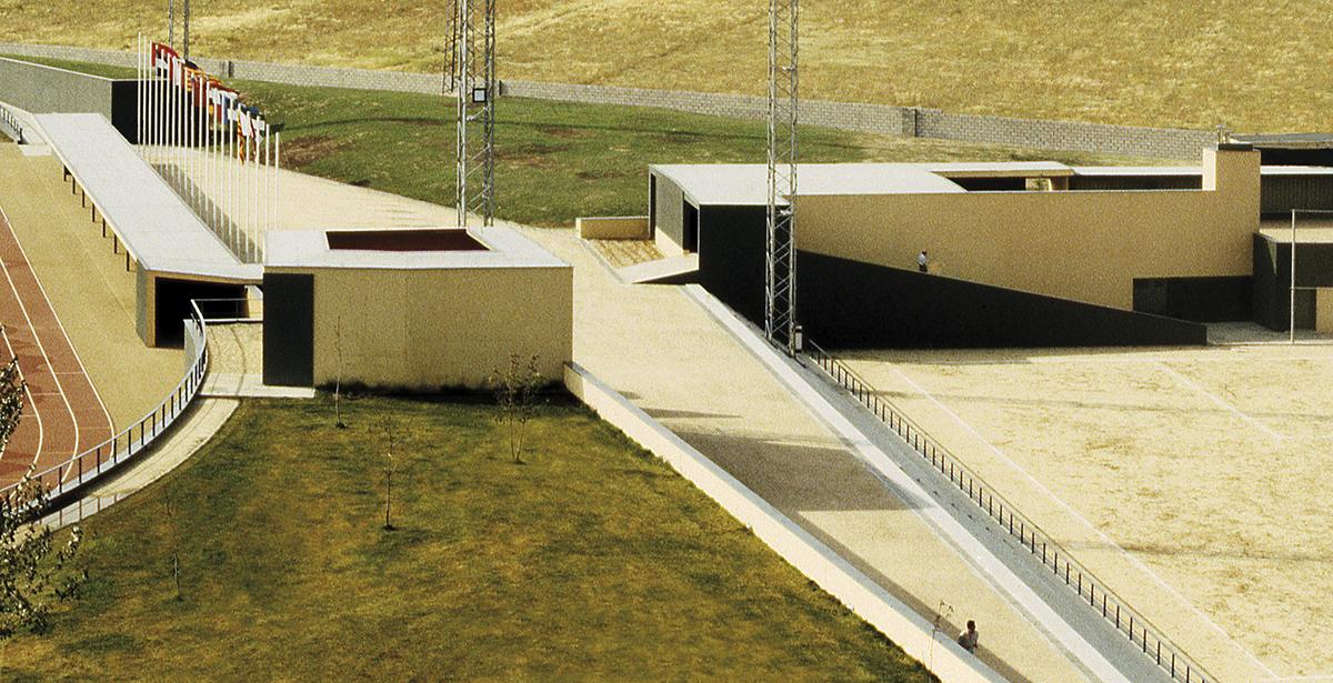 Ampliación del Polideportivo de Aluche | Imagen de proyecto6