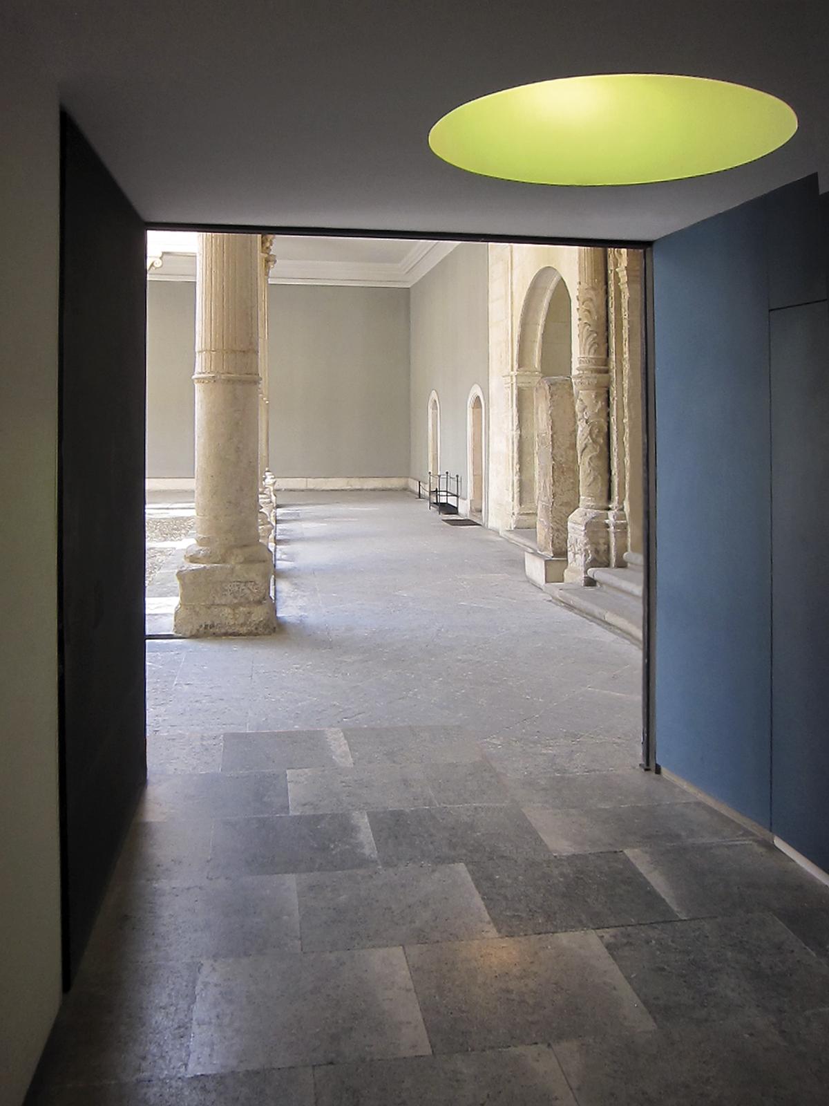 Reforma e  instalación museográfica del Museo de Bellas Artes de Burgos   Imagen de proyecto6