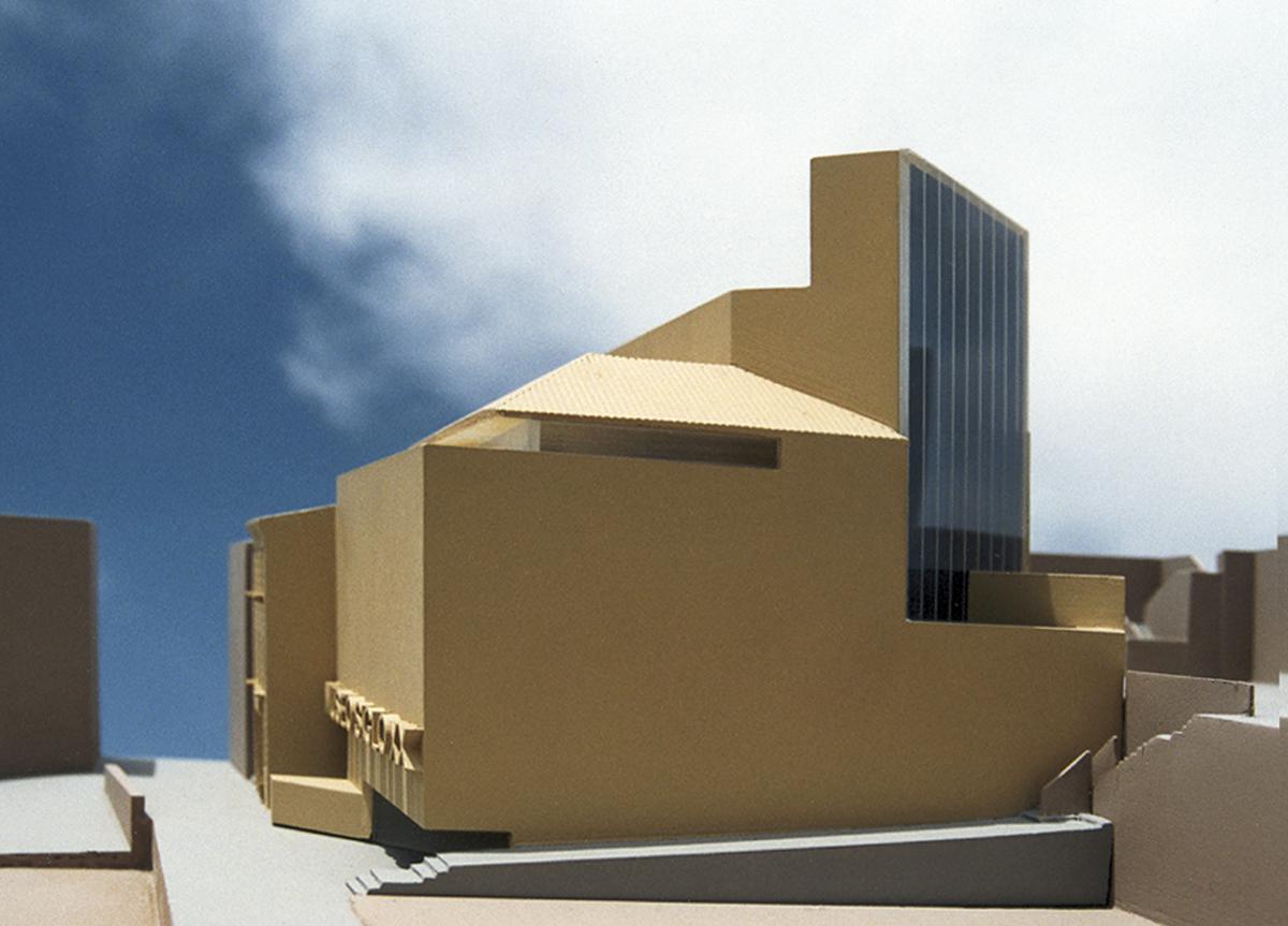 Concurso para el museo del siglo XX | Imagen de proyecto6