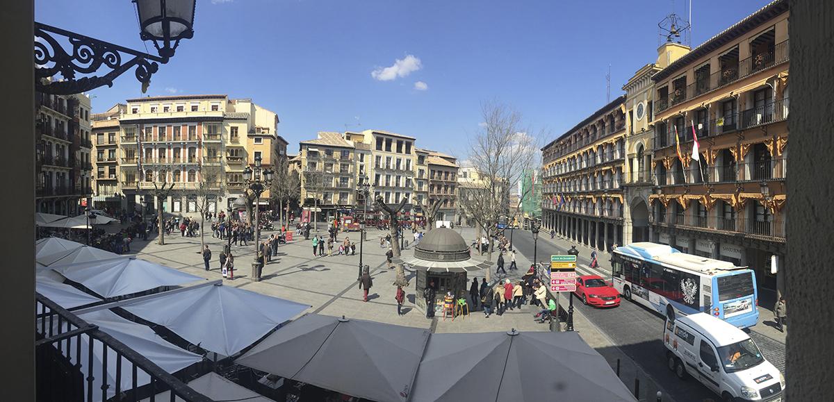 Reforma de la plaza de Zocodover   Imagen de proyecto2