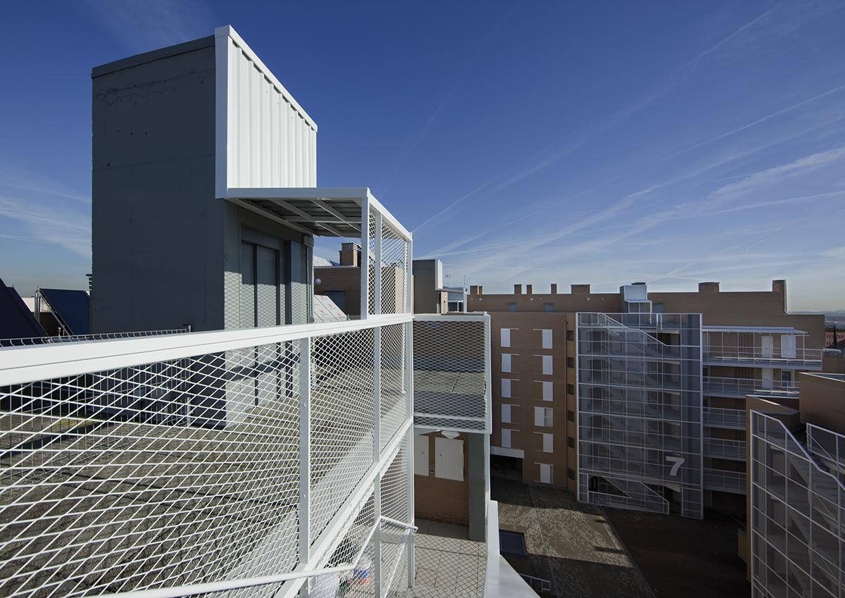 100 viviendas de protección oficial   Imagen de proyecto8