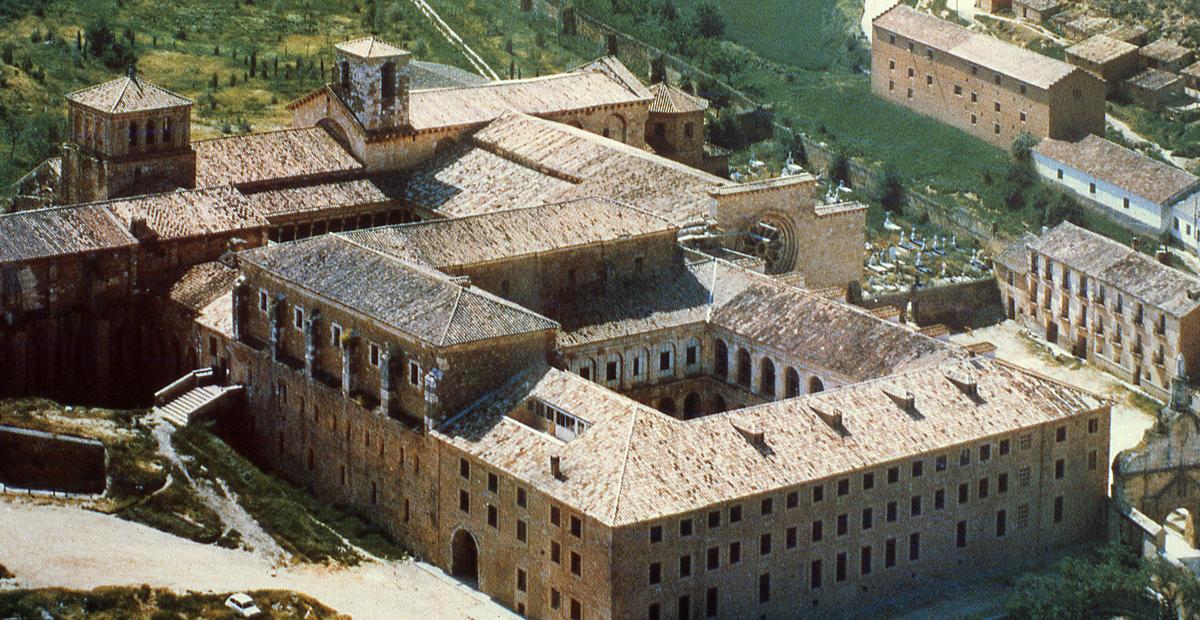 Restauración del Monasterio de Santa María de Huerta. Ministerio de cultura