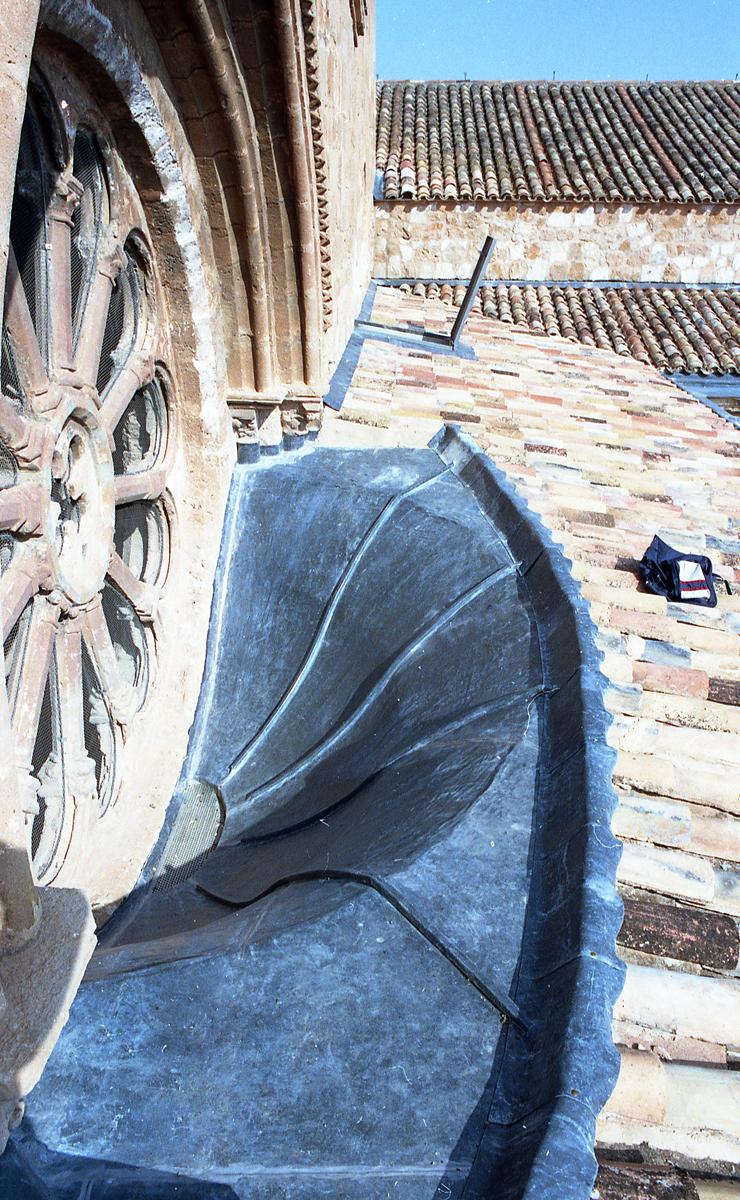 Restauración del Monasterio de Santa María de Huerta. Ministerio de cultura | Imagen de proyecto4