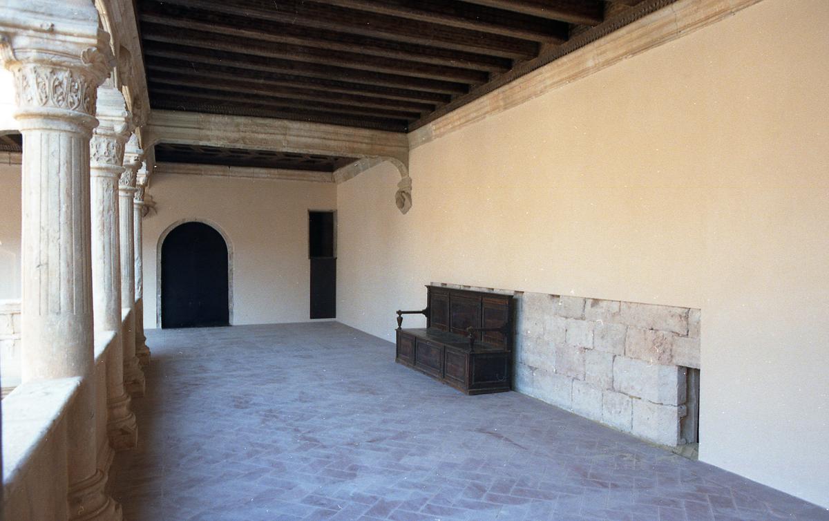 Restauración del Monasterio de Santa María de Huerta. Ministerio de cultura | Imagen de proyecto7