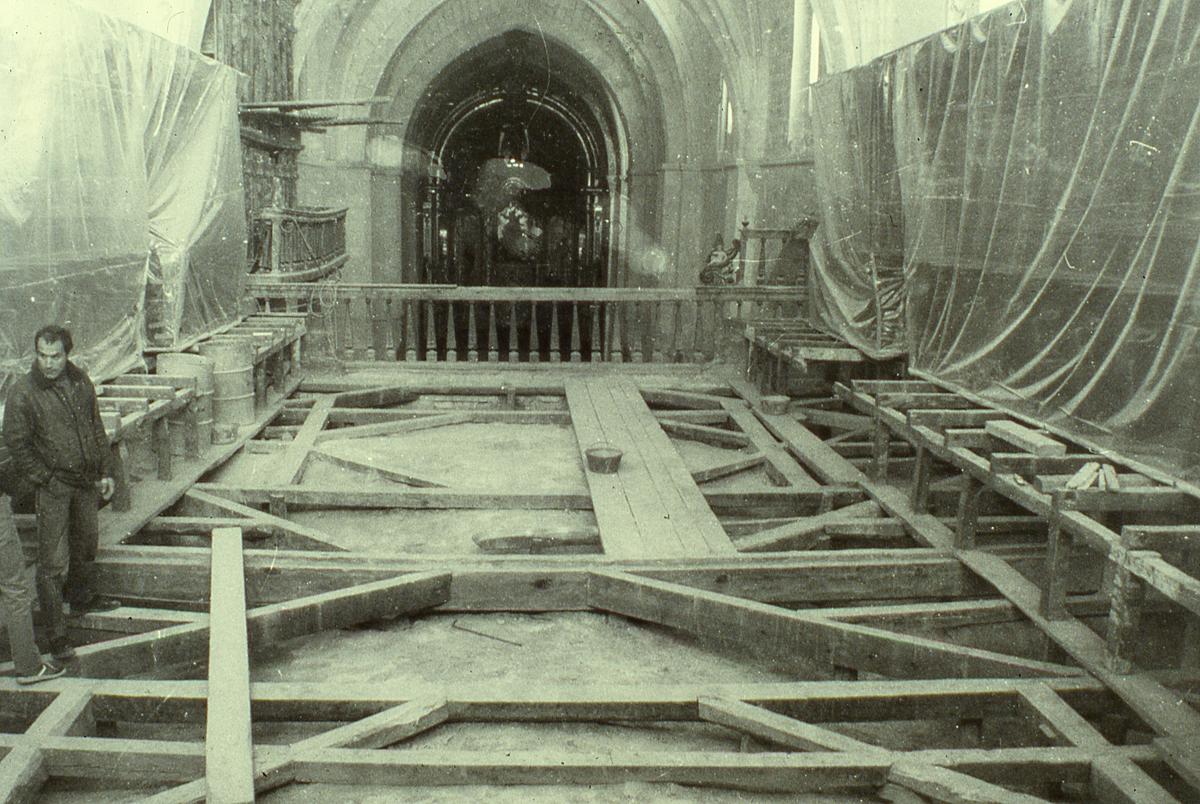 Restauración del Monasterio de Santa María de Huerta. Ministerio de cultura | Imagen de proyecto8