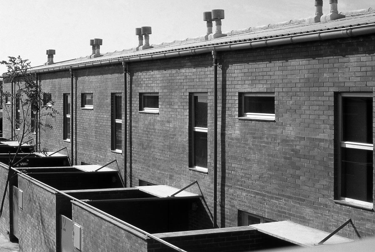 16 viviendas adosadas de V.P.O. | Imagen de proyecto4