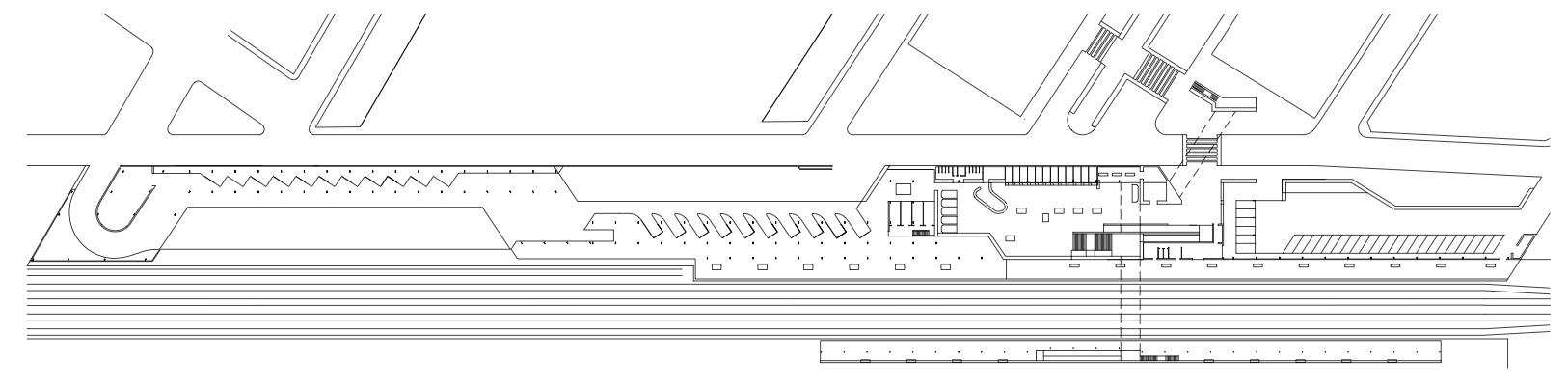 Concurso para un intercambiador de transportes   Imagen de proyecto5