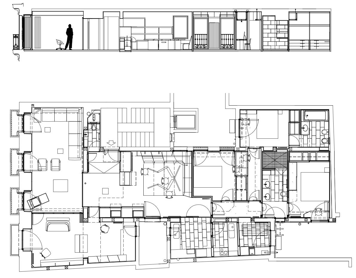 Reforma interior de un piso | Imagen de proyecto12
