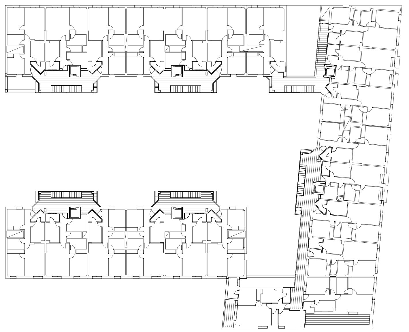 100 viviendas de protección oficial   Imagen de proyecto11