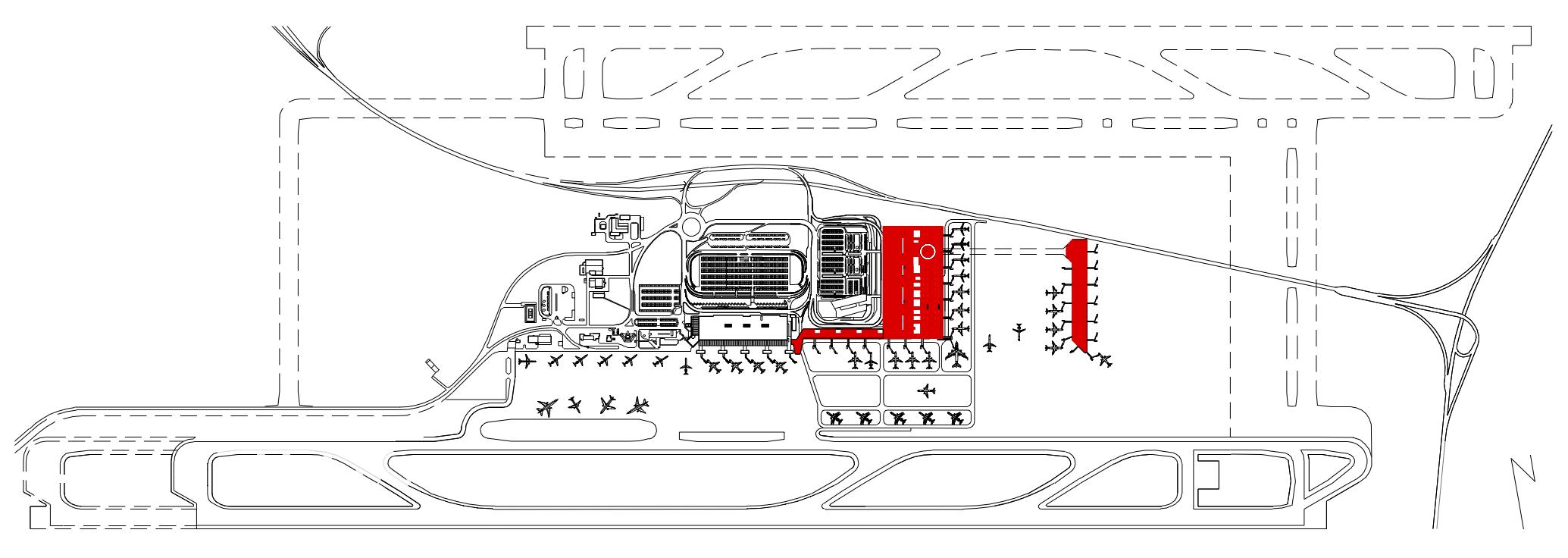 Concurso para la ampliación del aeropuerto de Alicante | Imagen de proyecto3