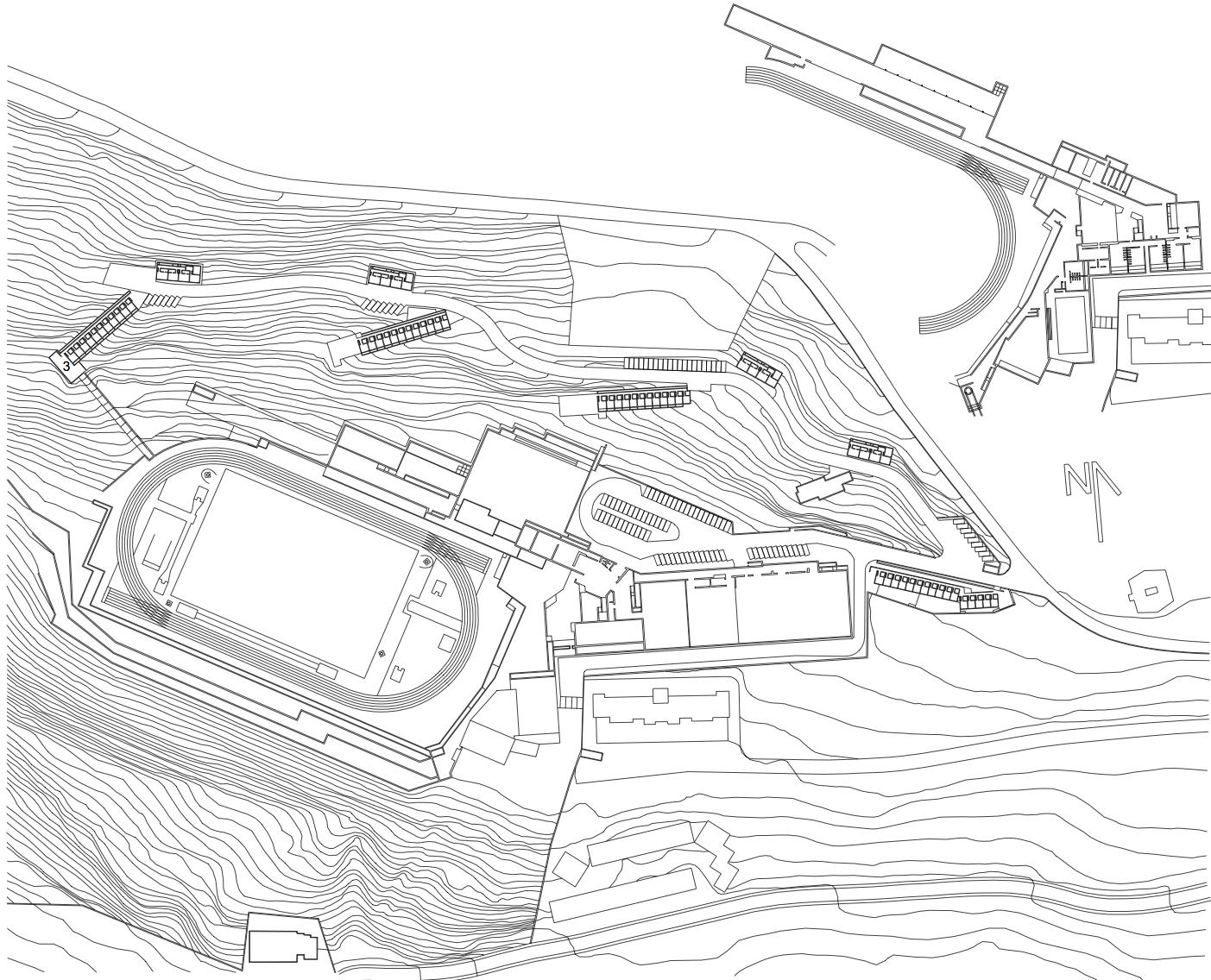 Concurso para un centro deportivo de alto rendimiento | Imagen de proyecto3