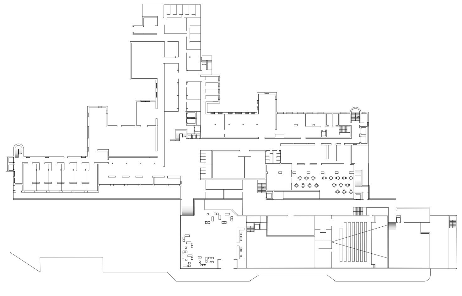 Proyecto de ampliación de un hospital   Imagen de proyecto4